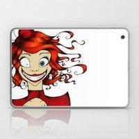 Little Mad Alice Laptop & iPad Skin
