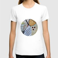 Icons of Hurt Womens Fitted Tee White SMALL
