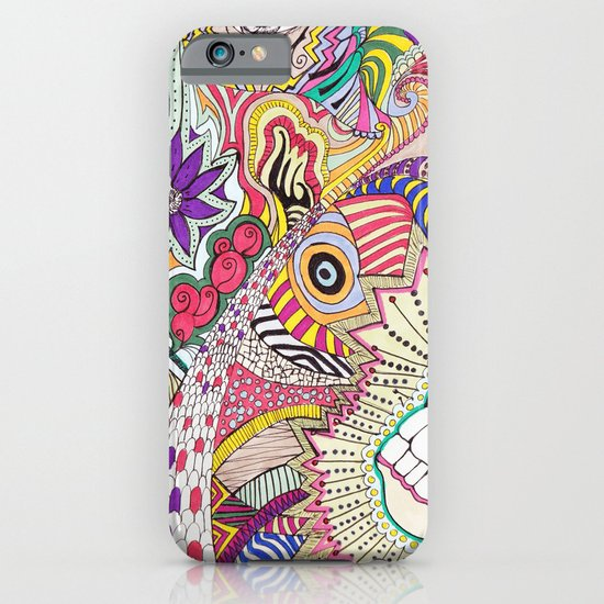 It's What's On The Inside That Counts. iPhone & iPod Case