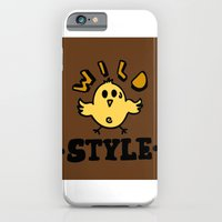 iPhone & iPod Case featuring wild style by benjamin chaubard