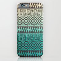 Pixel Pattern iPhone 6 Slim Case