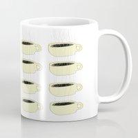 ME AGAINST THE MORNING Mug