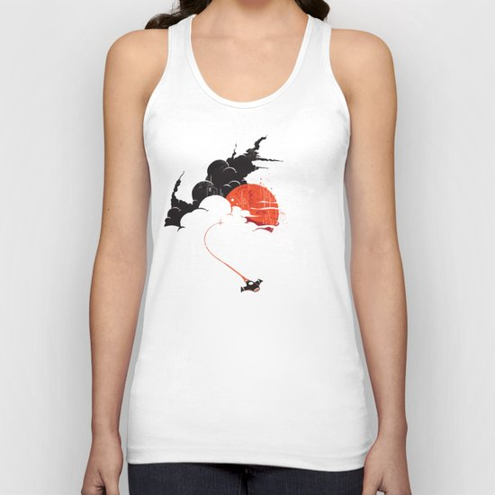 Uncharted Voyage Unisex Tank Top