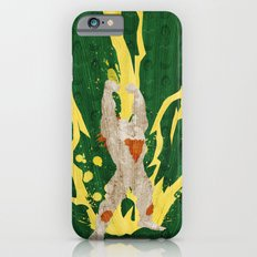 Call Me, Jimmy (Homage to Blanka from Street Fighter) Slim Case iPhone 6s