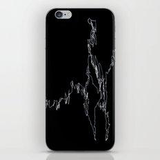 LINGERING FEVER iPhone & iPod Skin