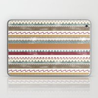 AZTEC STRIPES Laptop & iPad Skin