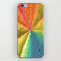 Color Centered iPhone & iPod Skin