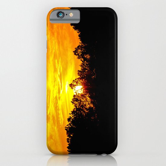 Blazing Sky iPhone & iPod Case