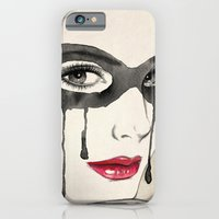 iPhone & iPod Case featuring Mask by Vivian Lau