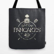 Bacon Pancakes Tote Bag