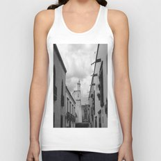 Bell Tower Unisex Tank Top