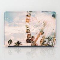 Coachella iPad Case