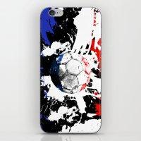 football France iPhone & iPod Skin