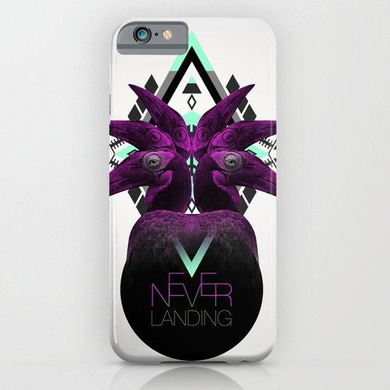 ::Never Landing:: iPhone & iPod Case