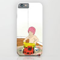 iPhone & iPod Case featuring Things That Go by Moats