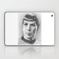Spock - Fascinating (Star Trek TOS) Laptop & iPad Skin