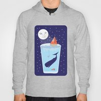 Full Waterglass Moon - Night Fishing Hoody