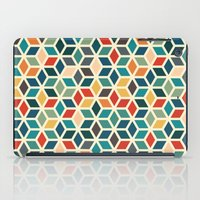 Norwegian Wood iPad Case