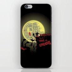 300 Ewoks iPhone & iPod Skin