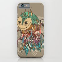 iPhone & iPod Case featuring The Doodler by Hector Mansilla