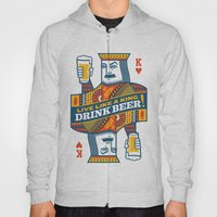 King of Beers Hoody