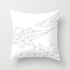 connections 3 Throw Pillow