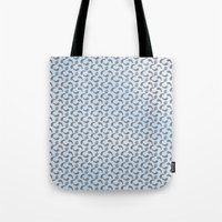 Lilypads & Paisleys Tote Bag