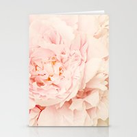 Peony No.2 Stationery Cards