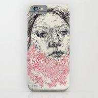 Buried In Flowers iPhone 6 Slim Case