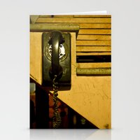 Rotary Ring Stationery Cards