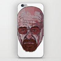 Mister White iPhone & iPod Skin