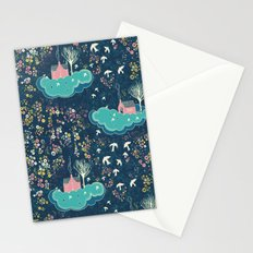 Way home... Stationery Cards