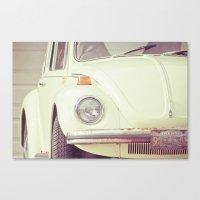 Beetle Bug Canvas Print