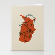Bike America Stationery Cards