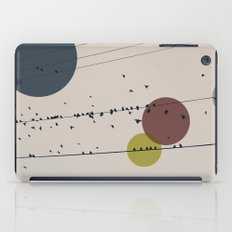 Chaos On The Wires iPad Case