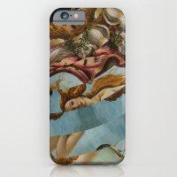 processing boticelli iPhone 6 Slim Case