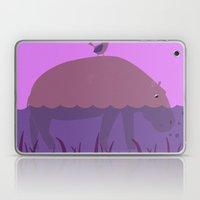 Hippo Laptop & iPad Skin