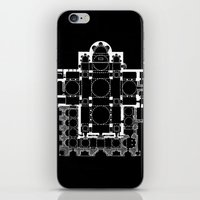 San Marco Plan iPhone & iPod Skin