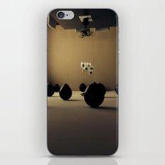 Float II iPhone & iPod Skin