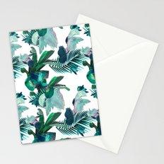 Midnight Iris Stationery Cards