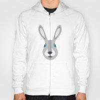 Forest Friends: Rabbit Hoody