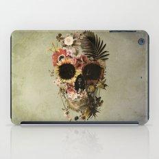 Garden Skull Light iPad Case