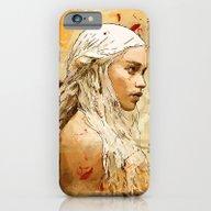 Khaleesi iPhone 6 Slim Case
