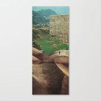 High Plains Drifter Canvas Print