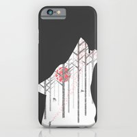 iPhone & iPod Case featuring Winter Wolf by Adil Siddiqui