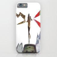 lady lightning iPhone 6 Slim Case