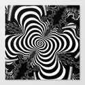 Hypnotizing Canvas Print