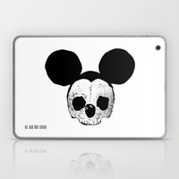 Dead Mickey Mouse Laptop & iPad Skin