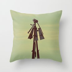 Waiting for Tomorrow Throw Pillow