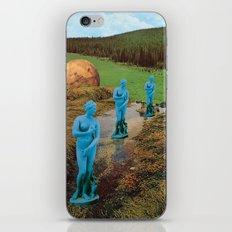 En los labios de Venus  iPhone & iPod Skin
